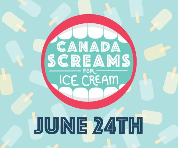Canada Screams for Ice Cream - Sobeys [GIVEAWAY]