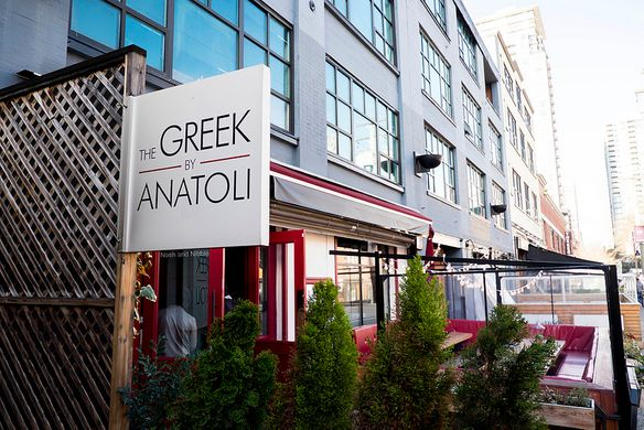The Greek by Anatoli - Happy Hour Review - Vancouver
