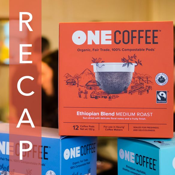 OneCoffee - Coffee Brunch and Brew at Medina Cafe [RECAP]