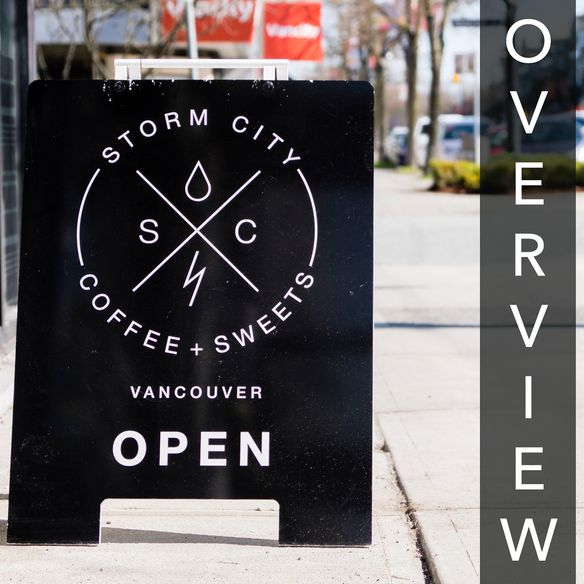 11 Things to Try from Storm City Coffee in Vancouver [OVERVIEW]