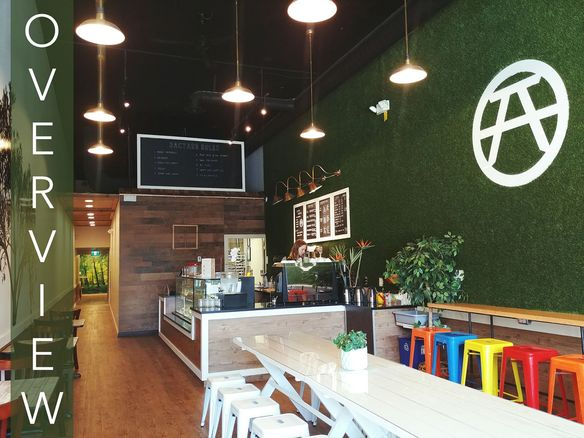 Backyard Eatery – Good Vibes Cafe in West Vancouver [OVERVIEW]