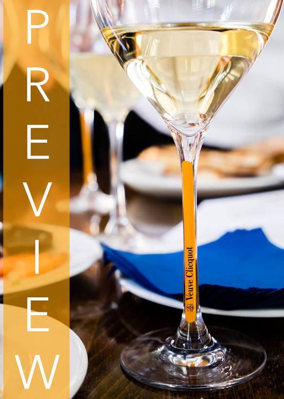 Tableau Bar Bistro – Yelloweek 2018 – A Happy Hour Toast by Veuve Clicquot [OVERVIEW]