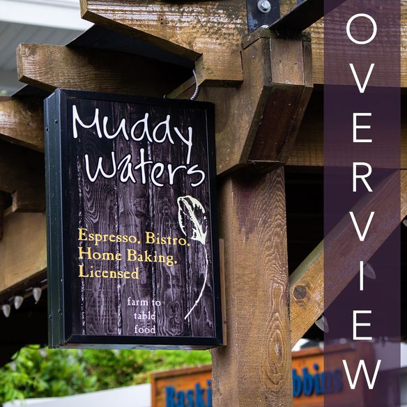Muddy Waters Cafe - Farm-To-Table Breakfast in Harrison Hot Springs [OVERVIEW]