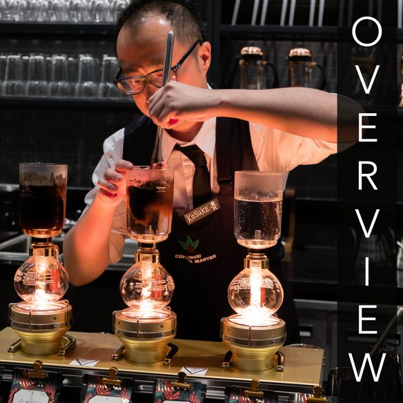 Siphon Coffee – A Starbucks Reserve Bar Experience in Vancouver [OVERVIEW]