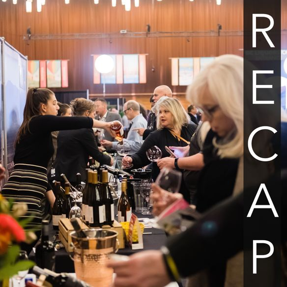 Vancouver International Wine Festival 2019 – 10 Personalities of 10 Wines [RECAP]