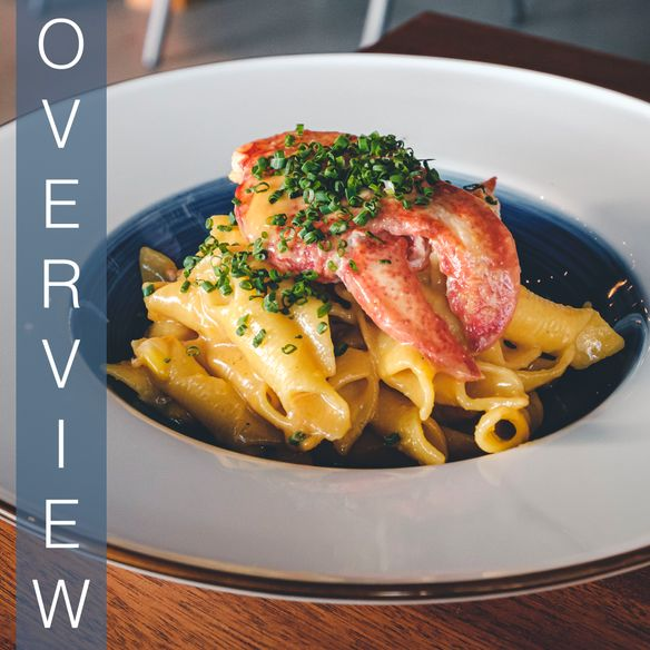 M8 – Chinese-Italian Hybrid Dining on Vancouver's Seawall