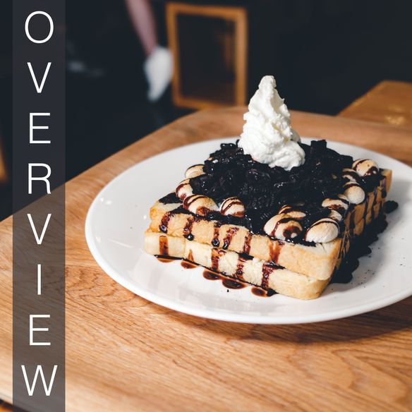 Something Sweet – Toasts, Frappés, and Coffee in Steveston, Richmond [OVERVIEW]