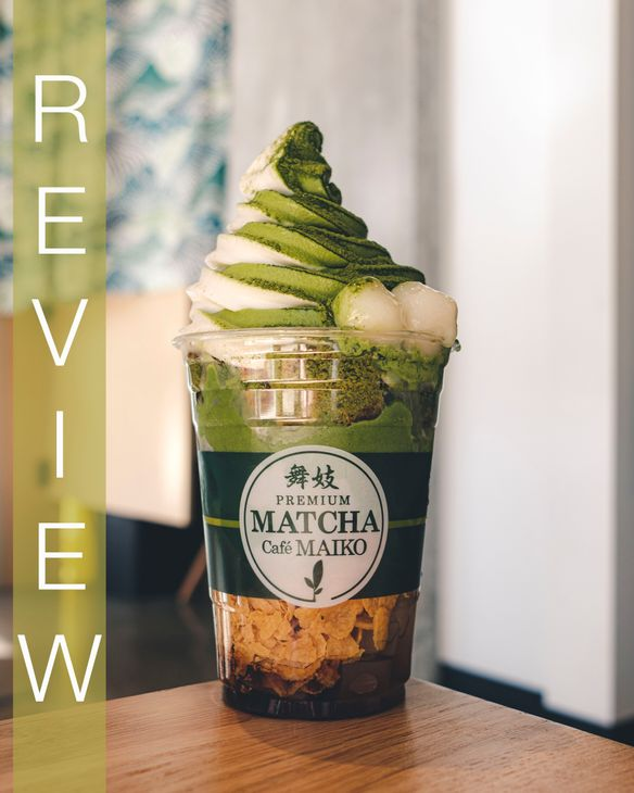 Matcha Cafe Maiko – Uji Matcha Goodness in Richmond [REVIEW]