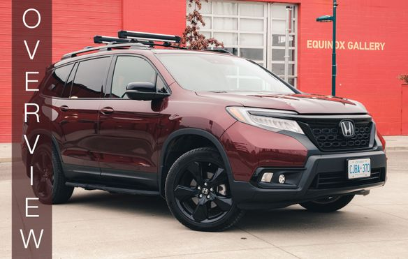 Honda Passport 2019 – Rugged SUV Roadtripping [OVERVIEW]