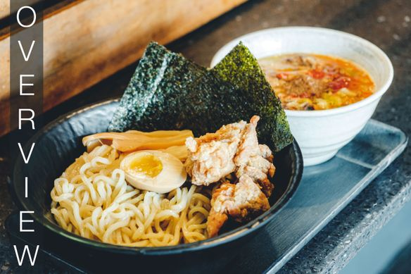 Ramen Koika – Housemade Noodles and the New Summer Menu [OVERVIEW]